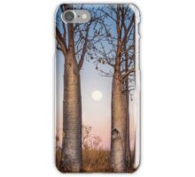 A Kimberley Moonrise iPhone Case/Skin
