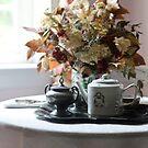 Tea Service, Locust Grove by Syd Weedon