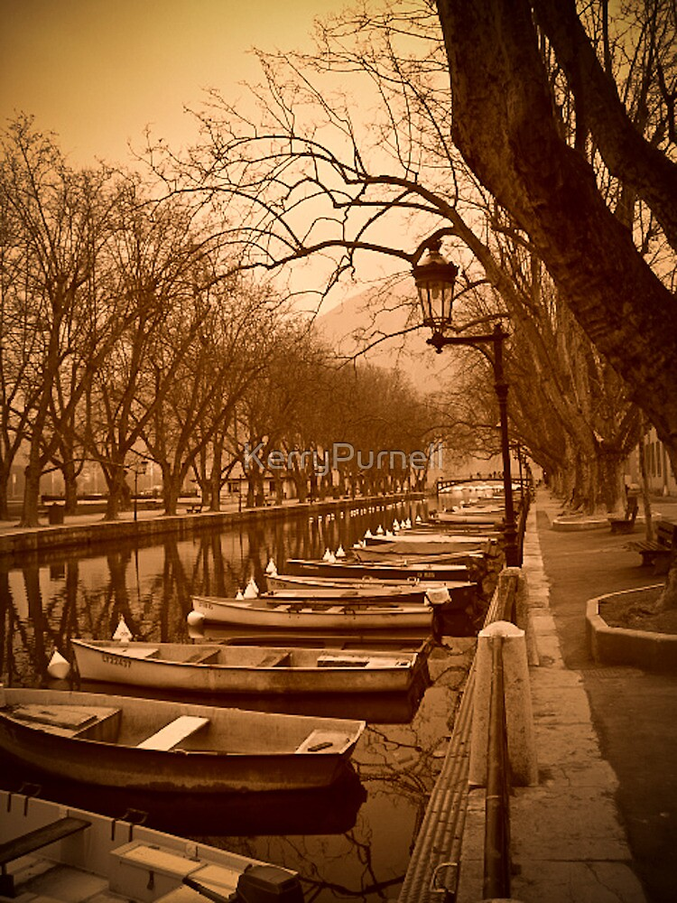 Rowboats by KerryPurnell