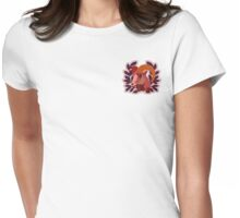 Goat Crest Logo Womens Fitted T-Shirt