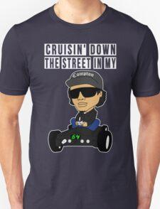 Hip Hop Funny Compton Rap Nintendo 64 T-Shirt