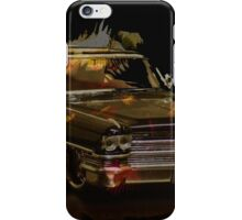 Black Cadillac iPhone Case/Skin