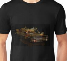 Black Cadillac Unisex T-Shirt