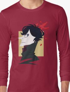 Sherlock Paper Tee Long Sleeve T-Shirt