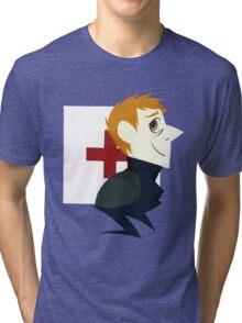 Watson Paper Tee Tri-blend T-Shirt