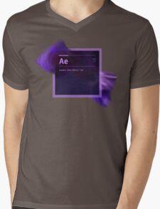 After Effects CS6 Splash Screen Mens V-Neck T-Shirt
