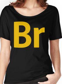 Bridge CS6 Letters Women's Relaxed Fit T-Shirt