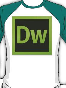 DreamWeaver CS6 Logo T-Shirt