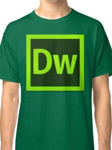 DreamWeaver CS6 Logo Classic T-Shirt