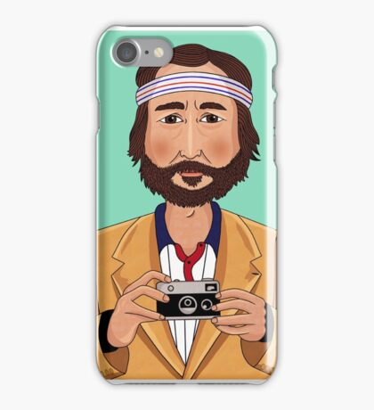 Richie Tenenbaum iPhone Case/Skin