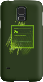 DreamWeaver CS6 Splash Screen by Kingofgraphics