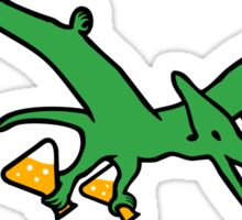 All Water Is Dinosaur Pee (Pterodactyl) Sticker