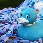 Tiffany Duck by Sammy Nuttall