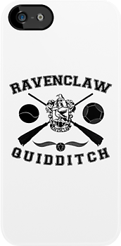 Ravenclaw Quidditch (Black) by Lumos ϟ Nox