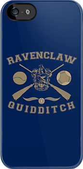 Ravenclaw Quidditch (Bronze) by Lumos  Nox