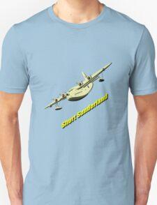 Short Sunderland Flying Boat WWII T-shirt & leggings T-Shirt