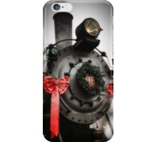 All Aboard... The Holiday Express iPhone Case/Skin