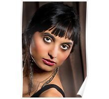 Brown Eyed Girl Poster