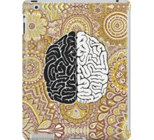 Big Brain iPad Case/Skin