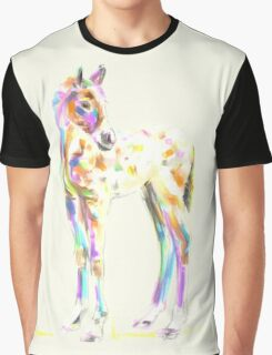 Foal Paint products Graphic T-Shirt