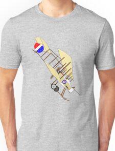 A Royal Flying Corps Vickers F.B.5, T-shirt, etc. design Unisex T-Shirt