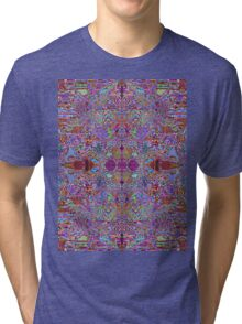 1312 Abstract Thought Tri-blend T-Shirt