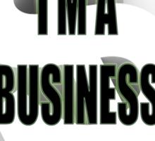 Jay Z - Businessman Sticker