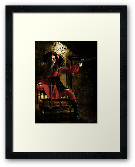 Stand & Deliver- The Highwaywoman by Shanina Conway