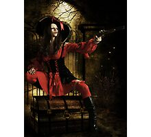 Stand & Deliver- The Highwaywoman Photographic Print