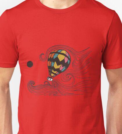 Blowing Unisex T-Shirt
