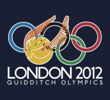 Quidditch Olympics London 2012