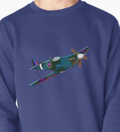 iconic Supermarine Spitfire Pullover