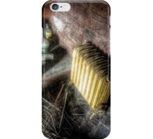 Attic Shrubbery  iPhone Case/Skin