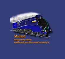 Mallard the Fastest Steam Locomotive T-shirt, etc. design Hoodie
