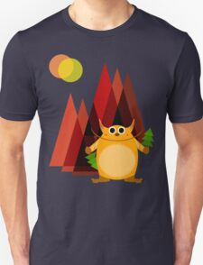 Somewhere in the woods Unisex T-Shirt
