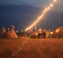 Back to the Tent by Richard Crutchley