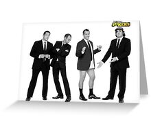 Impractical Jokers 2 Greeting Card