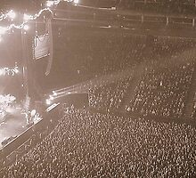 Manic Street Preachers at the O2 by Richard Crutchley