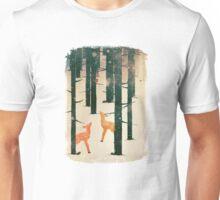 Winter Deer Unisex T-Shirt