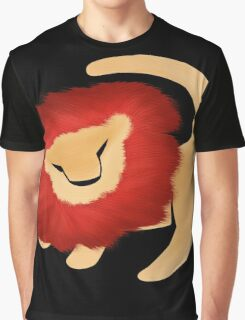 Adult Simba  Graphic T-Shirt