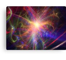 Hypervelocity Star Canvas Print