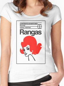 Rangas Matches Women's Fitted Scoop T-Shirt