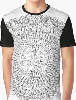 Shinsuusenju A Few Thousand Hands Graphic T-Shirt