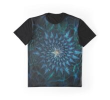 Ice Fractals Graphic T-Shirt