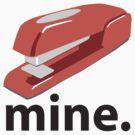 Mine by DetourShirts