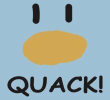 quack quack quack Baby Tee