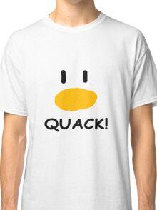 quack quack quack Classic T-Shirt