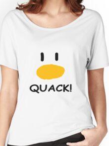 quack quack quack Women's Relaxed Fit T-Shirt