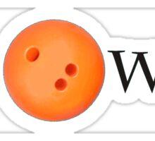 Lebowski Sticker