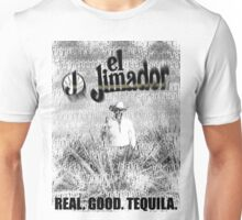 El Jimador Gray Unisex T-Shirt